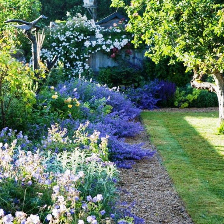 country garden inspiration and designs cottage gardens michael bates english design inc inspiring related