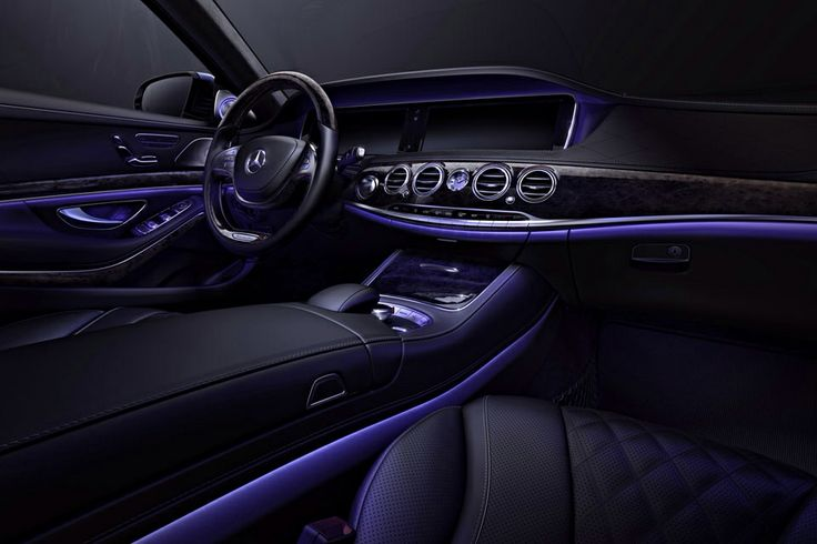 2014 Mercedes S Class Interior Pimp For Men Only