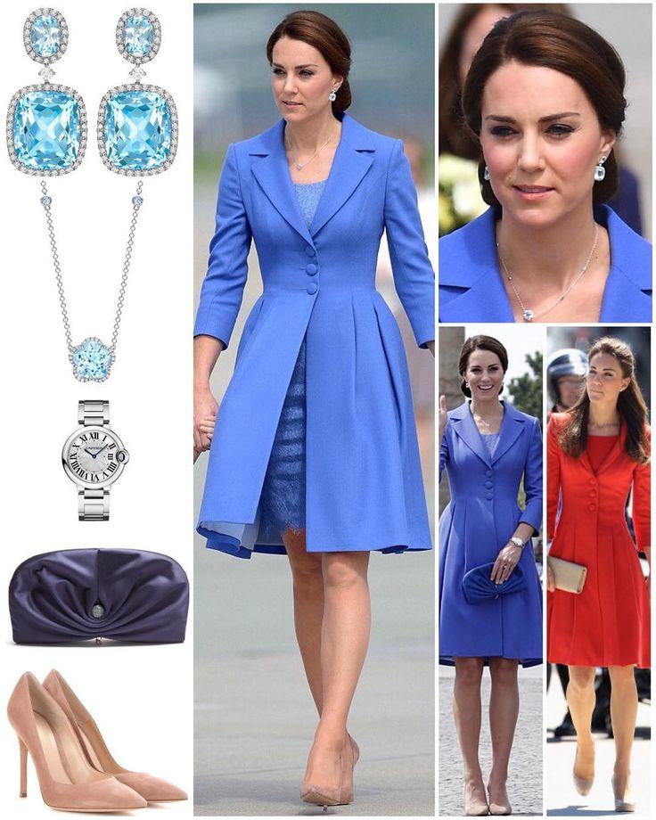 Germany 2017. Catherine Duchess Of Cambridge (@katemidleton) • Instagram photos and videos
