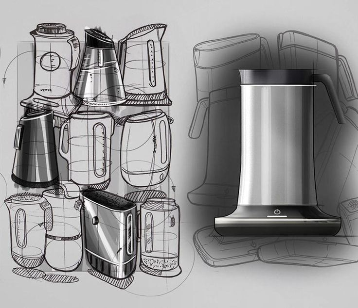Abidur Chowdhury - Ferv: Insulated Kettle - sketch  #designinspiration #design #inspiration #productdesign #industrialdesign #sketch #sketching #designer #drawing #sketchbook #illustration #doodle #moleskine #instaart #ink #drawings #doodles #sketches #idsketch #idsketching #productdesigner #designsketch #industrialdesignsketch #ideasketch #제품스케치 #industrialdesigner #designsketching #스케치 #sketchaday #draw