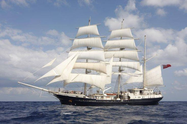 LORD NELSON (Participant The Tall Ships Race 2015) Class: A Flag: UK Length: 48.55m Rig: Barque 3 Year Built: 1985 Home Port: Southampton, England