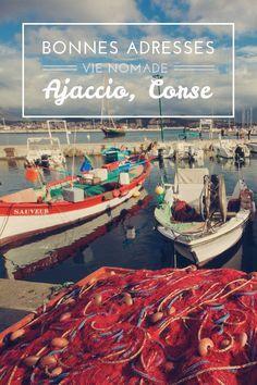 Que faire et où manger à Ajaccio, en Corse? Découvrez les meilleures idées pour votre séjour! #Corse #Ajaccio #CityGuide #France