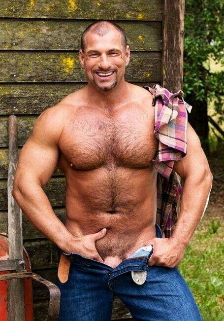 Furry bears nude — pic 3