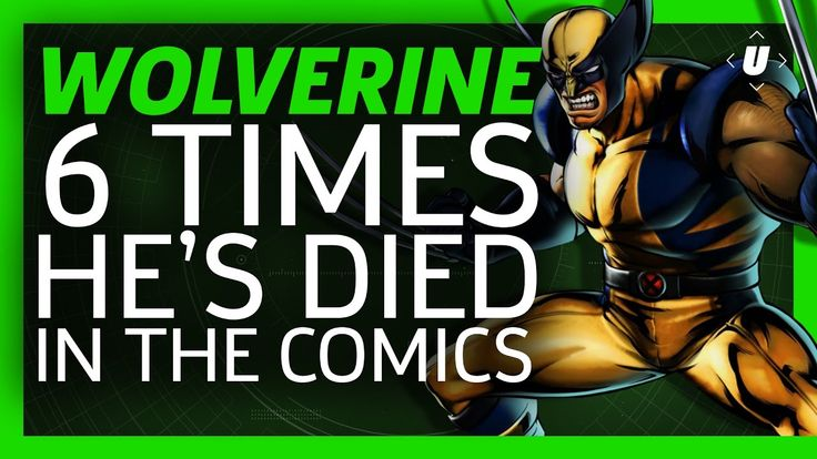 6 Times Wolverine Died in the Comics! - http://gamesitereviews.com/6-times-wolverine-died-in-the-comics/