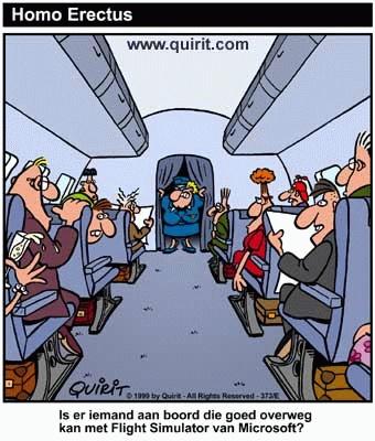 Anyone familiar with Microsoft Flight Simulator?