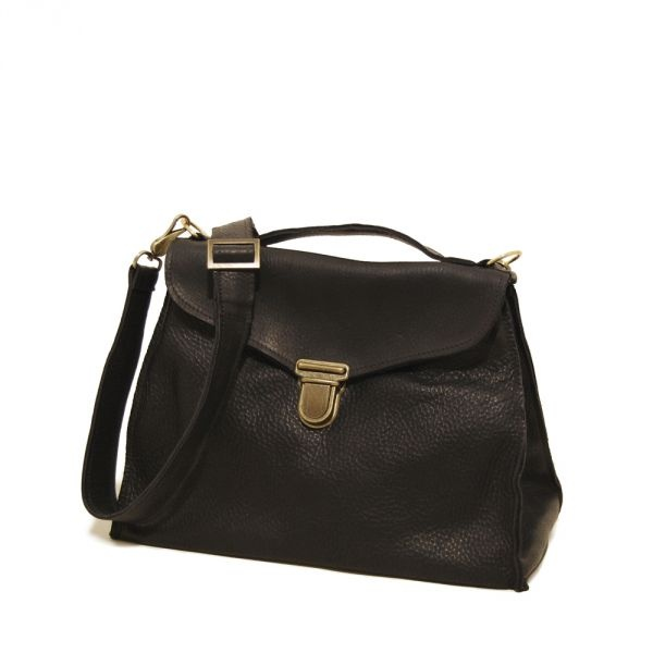 just right: Noir Satchel Messenger, Bag 630, Bag 314, Bags Bags