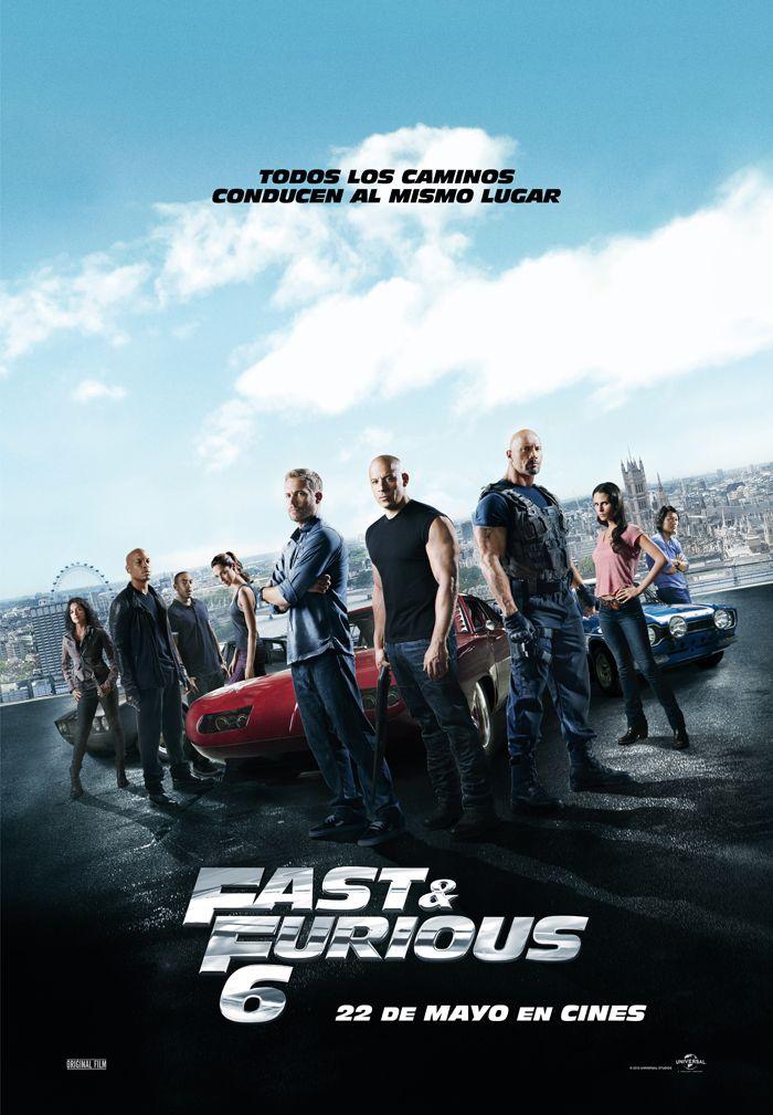 Fast & Furious 6 ... CRAZZZEEEYYY!!!!