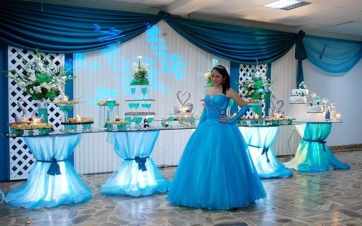 Decoracion on pinterest 15 anos fiestas and mesas for Arreglos de salon para quince anos