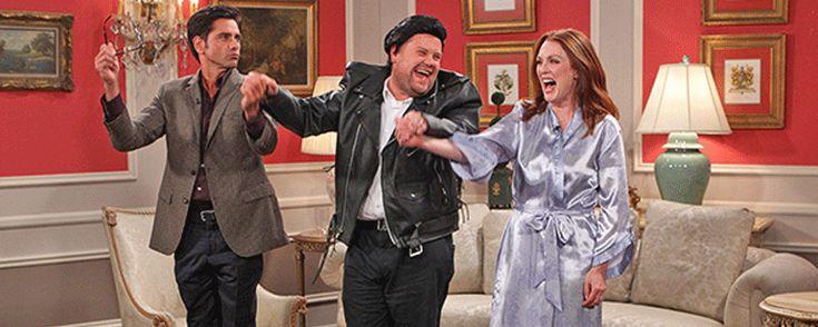 Julianne Moore y John Stamos actúan con las canciones de Taylor Swift como guion - Noticias de cine - SensaCine.com