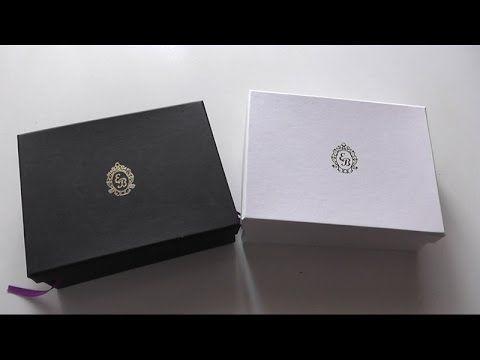 Праздничные коробочки Ellbox || Natalya SuperLapkin
