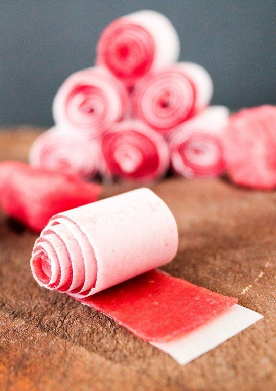 You Only Need 2 Ingredients For This Watermelon Fruit Leather