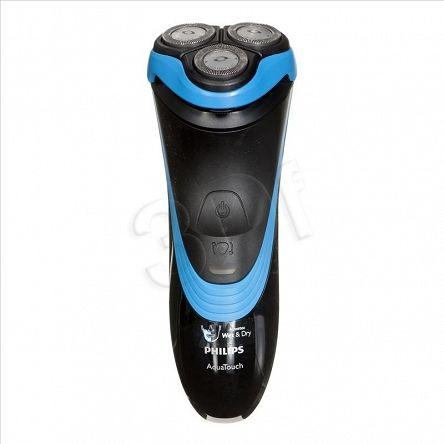 Gwarancja:        24 miesiące gwarancji fabrycznej              Kod Producenta:         AT 750              P/N:         8710103542841              Kod EAN:         8710103542841              Opis:         Uszczelnienie Aquatec zastosowane w tej golarce firmy Philips umożliwia wygodne golenie na sucho i odświeżające golenie na mokro. Ogol się na mokro z użyciem żelu lub pianki, aby zapewnić skórze dodatkowy komfort. Ciesz się odświeżającym goleniem, nie martwiąc się o skaleczenia...