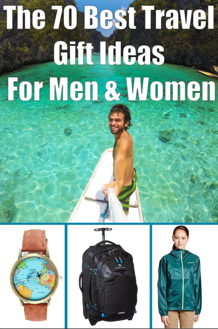 The 70 Best Travel Gift Ideas For Men & Women