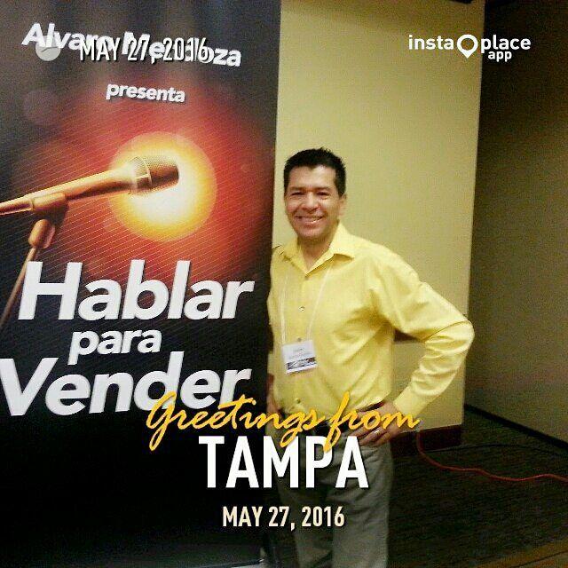 """Listo para el evento """"Habla para Vender"""" de Alvaro Mendoza - Coaching Marketing y más en http://ift.tt/1OECVwE"""