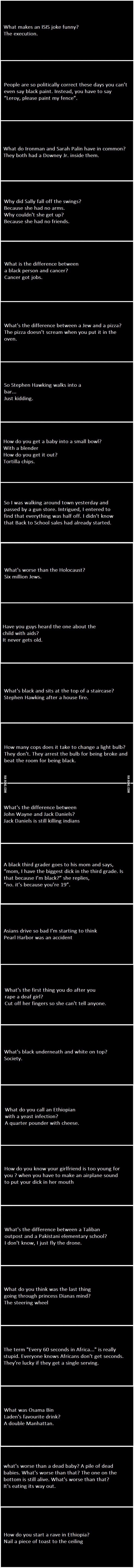 Dark humor jokes part 1 - 9GAG