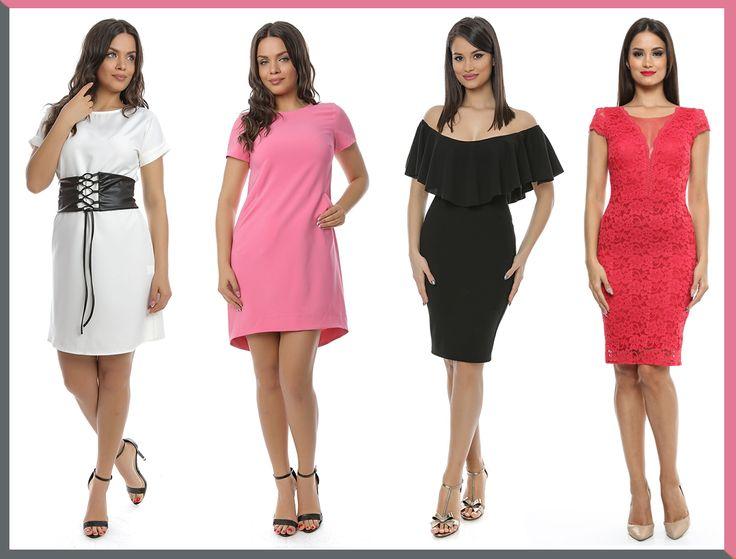 Cumpără și tu noile modele de rochii marca Adrom Collection, simplu și rapid, direct online: http://www.adromcollection.ro/3-rochii