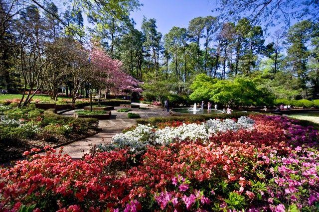 Glencairn Gardens, Rock Hill, SC