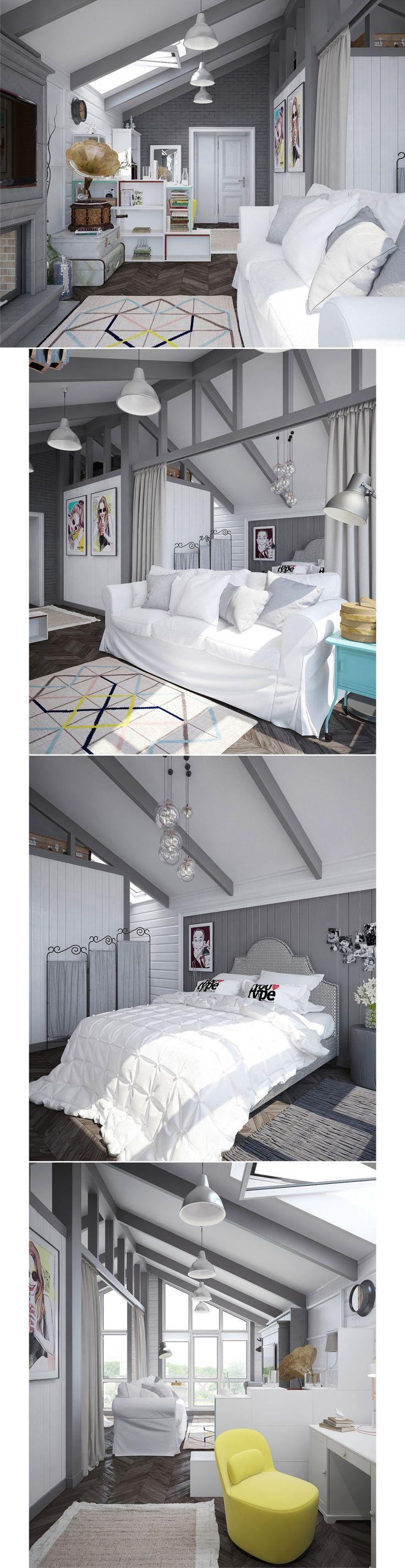 комната для девочки подростка - Галерея 3ddd.ru