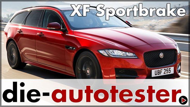 Der Jaguar XF befindet sich im Wettbewerb mit Fahrzeugen wie der Mercedes E-Klasse dem BMW 5er oder dem Audi A6. Nun legt Jaguar mit dem XF Sportbrake eine Kombi Variante nach. Ob der neue Jaguar XF Sportbrake es mit den anderen Edelkombis aufnehmen kann und wo seine Stärken und Schwächen liegen zeigt mein Fahrbericht mit dem neuen 250 PS starken Jaguar XF Sportbrake 25t. Quelle: http://ift.tt/1ISU4Q3  Gerne kannst Du unsere Videos kostenlos auf Deine Seite/Channel hochladen oder einbinden…