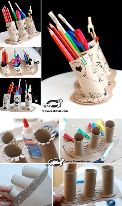 paper roll pencil 114 best images about pencil holders on pencil 2643