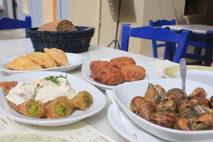 Tamam restaurant in Chania Crete