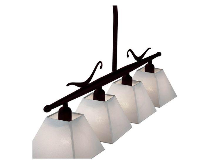 Lámpara de techo de forja clásica pero con un estilo moderno.  Blanca 4162.  De Decorluc.  http://www.aqdecoracion.es/lampara-de-techo-colgante-de-forja-y-lineas-rectas-y-sinuosas-blanca-4162_1072.html  #lamparadeforja #lamparadehierro #lamparamoderna #lamparadetecho #lamparadecorativa