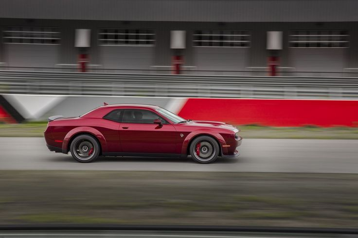There's a Widebody Challenger Hellcat For the Rest of Us Now