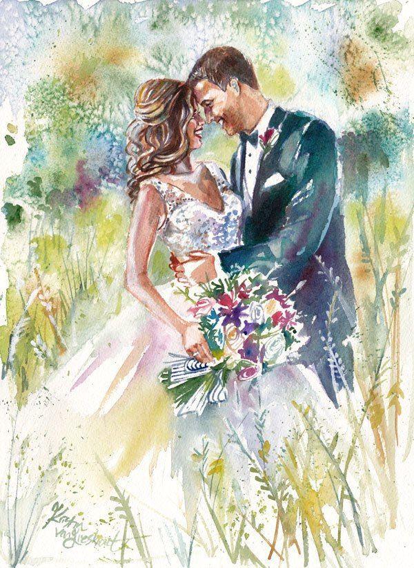 Днем, картинки с влюбленными парочками красивые нарисованные