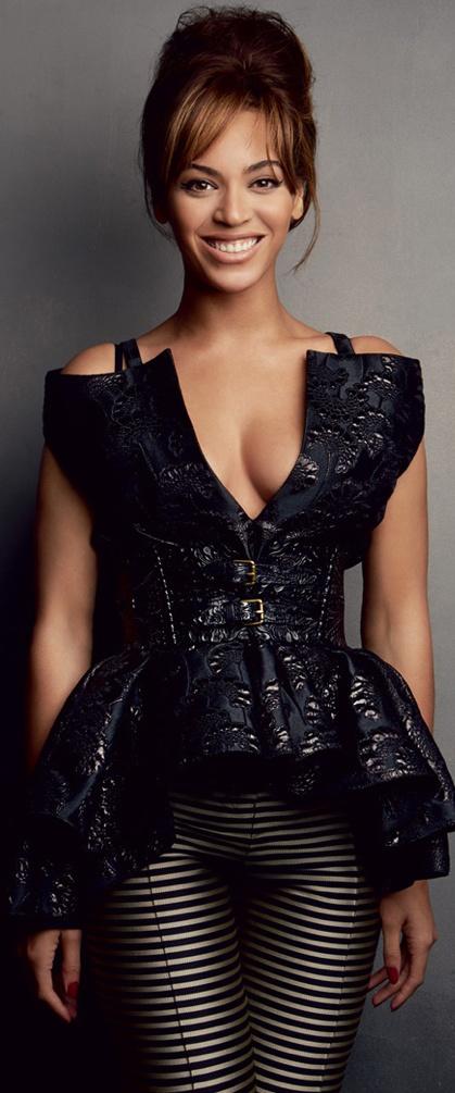Beyoncé for 'Vogue Magazine' March 2013