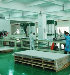 The production lines are fully automatic and controlled by computer, and now is one of the leading companies in the china acrylic industry, which monthly process capability reach to 800 tons, and share a large market in china. As a commitment to our customers, J.K continues to re-invest heavily in research and development along with the very latest technology in our plants, for a continued stream of new products, quality and cost control.
