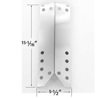 Grillpartszone- Grill Parts Store Canada - Get BBQ Parts,Grill Parts Canada: Stainless Steel Heat Plate for Grill Master | Repl...