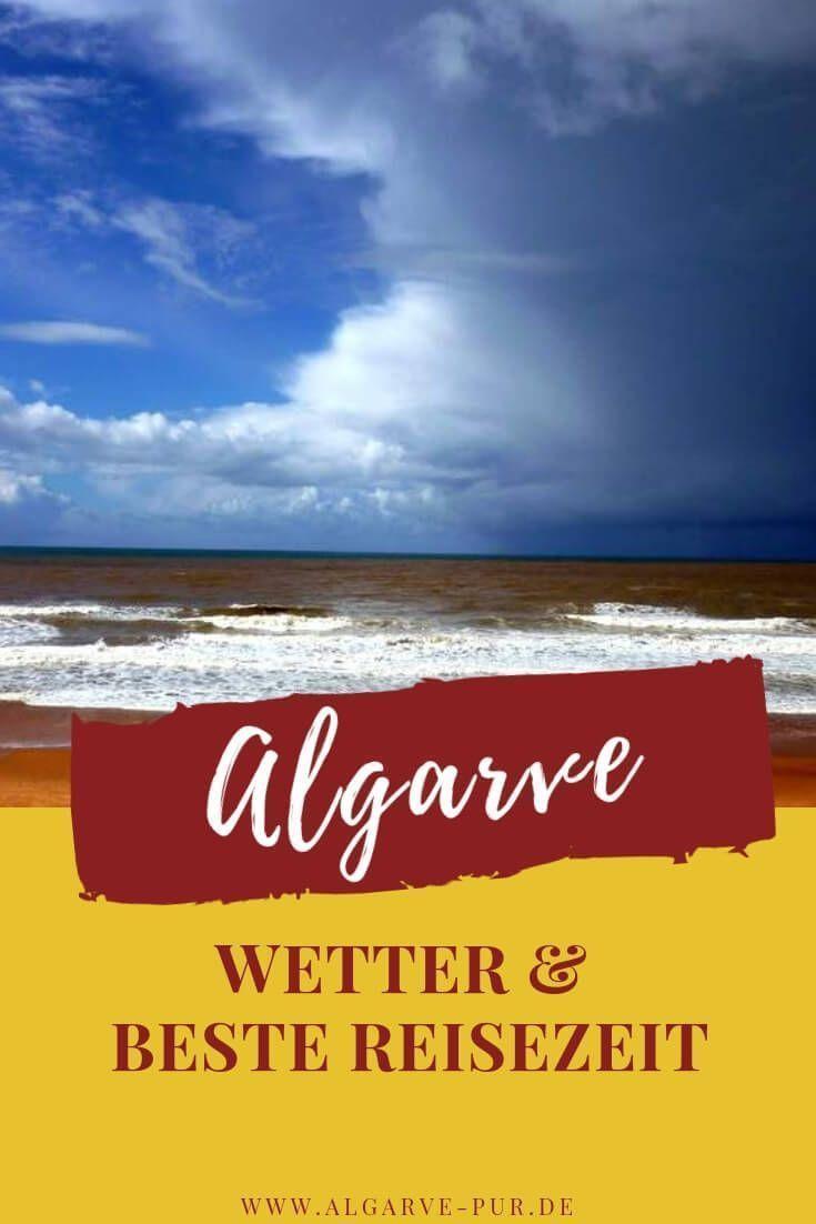 Wetter An Der Algarve