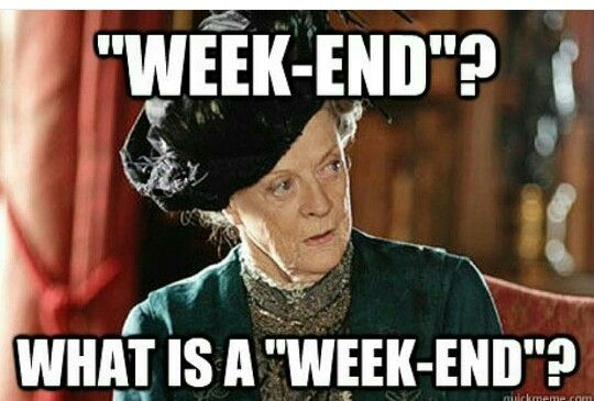 Weekend status problems. Respiratory Care