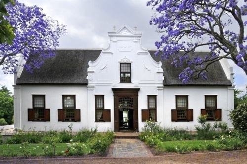 The Manor House @ Vrede en Lust, Franschhoek Valley