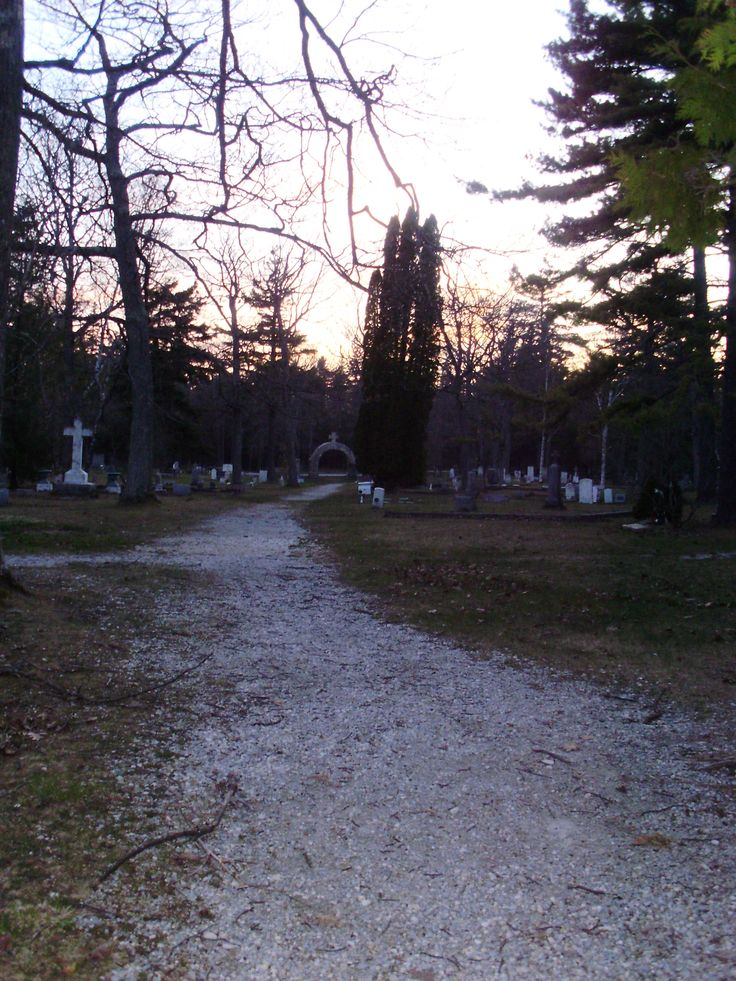 Mackinaw Island Ghost Tour