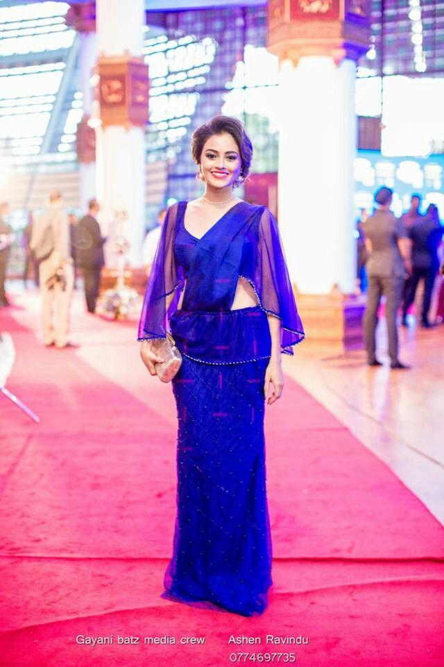 Pin By Udani Karunasena On Saree Designer Saree Blouse Patterns