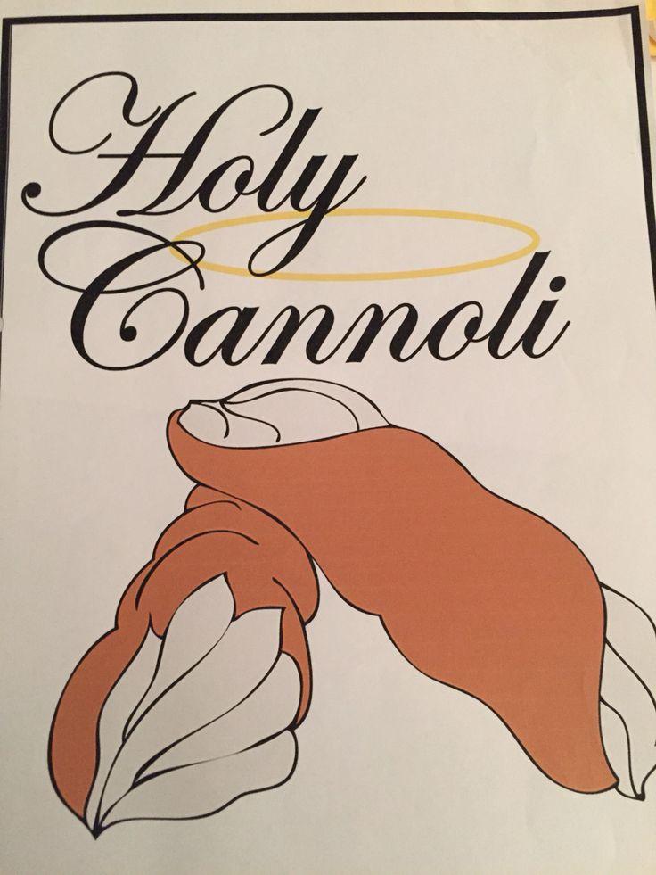 Holy Canoli.