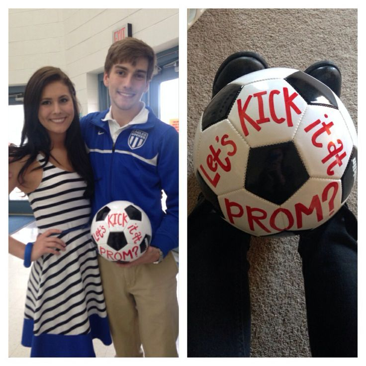 soccer promposal - Google Search