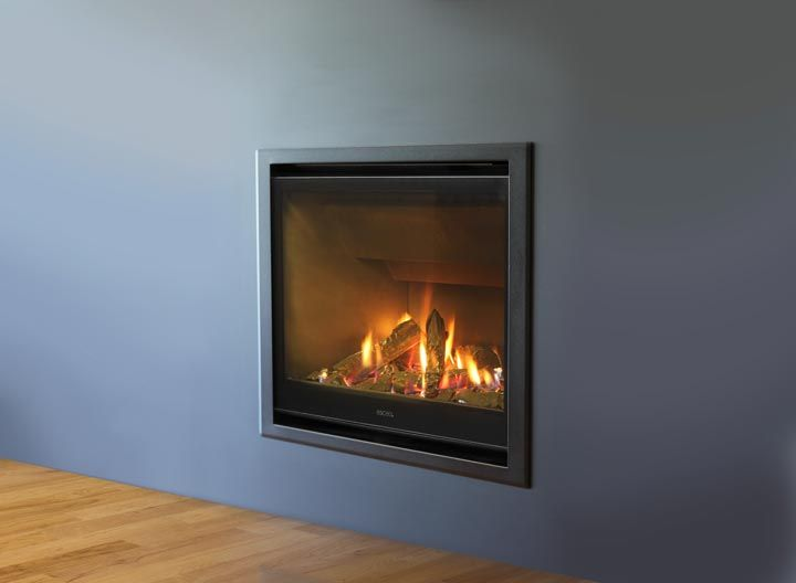 Insert an AF700 Escea gas fireplace #escea #renovation