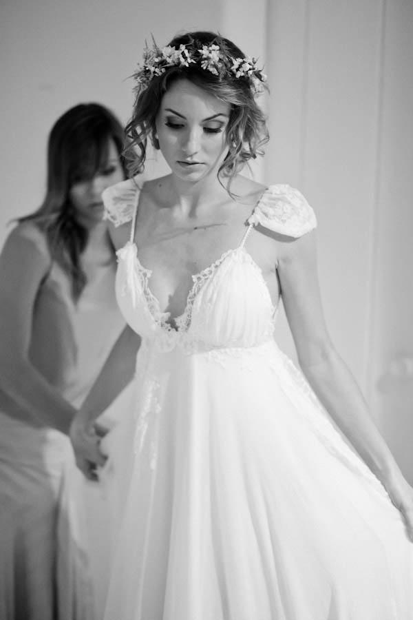 A Rainy Brazilian Wedding with DIY Details: Cecilia & Luciano. Sigh...