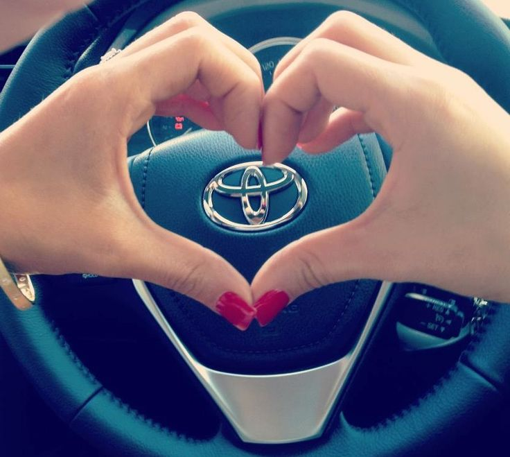 Oh, what a feeling! #Toyotalove