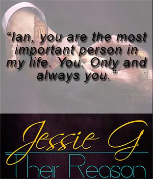 Their Reason, Sizzling Miami book 4, available exclusively at Amazon with 50% of the proceeds going to The Trevor Project