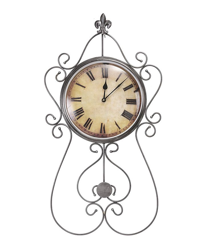 Fashioned with traditional, the wall clock is sure to garner admiration from your family and friends. Ornately designed, the wall clock is built for functional purposes without compromising on its magnificent design. Add a dash of charm to your home with this exquisite wall clock.