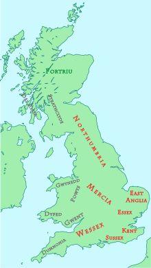 Anglo-Saxon England - Wikipedia, the free encyclopedia