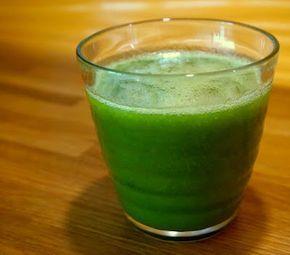Pij soki wyciskane: Szpinak, gruszka, topinambur #spinach, #pear, #Jerusalemartichoke