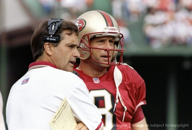 Steve Mariucci & Steve Young http://sfbayhomes.com