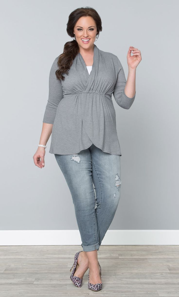 Take a leisurely walk and enjoy the summer nights in our plus size Sunset Stroll Bellini.  Lightweight and full of easy style, just grab and go!  www.kiyonna.com  #KiyonnaPlusYou  #Plussize  #MadeintheUSA  #Kiyonna