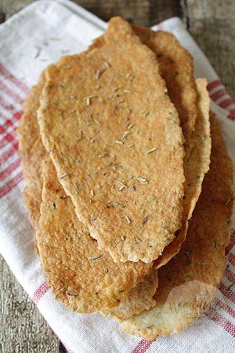Geitenkaas crackers met Italiaanse kruiden | HandmadeHelen