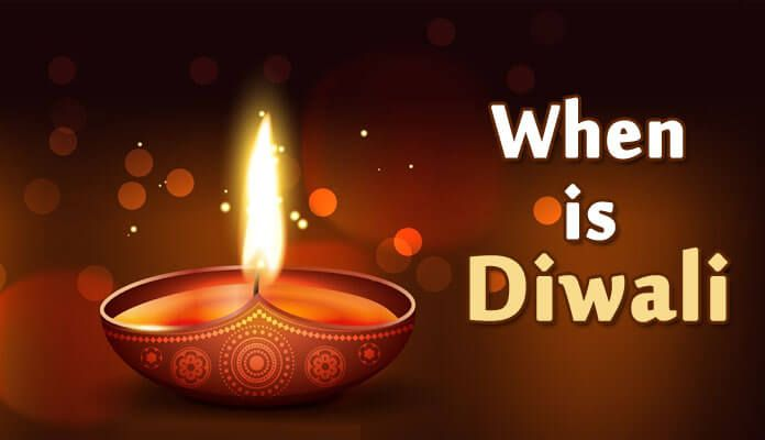 Diwali 2017 will fall on 19th October. The festive celebrations will begin on 17th October and will end on 21st October.