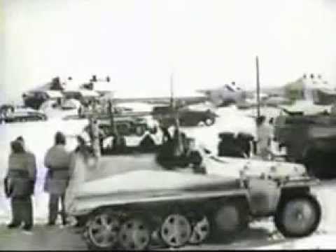 WORLD WAR II: Die Deutsche Wochenschau 1943 Charkow /1